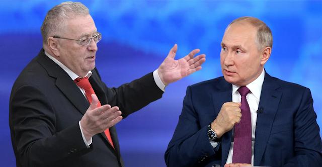 Смена президента России произойдет в 2030 г., по мнению Жириновского