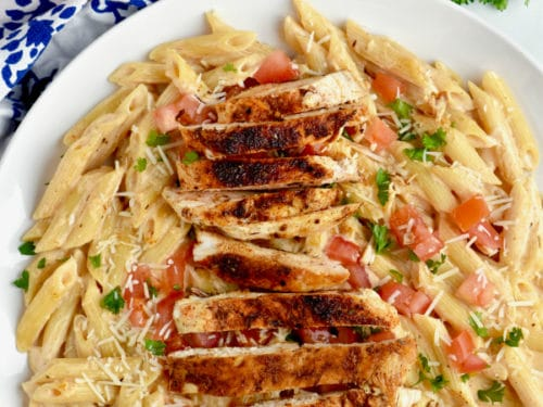 Cajun Chicken Pasta Recipes