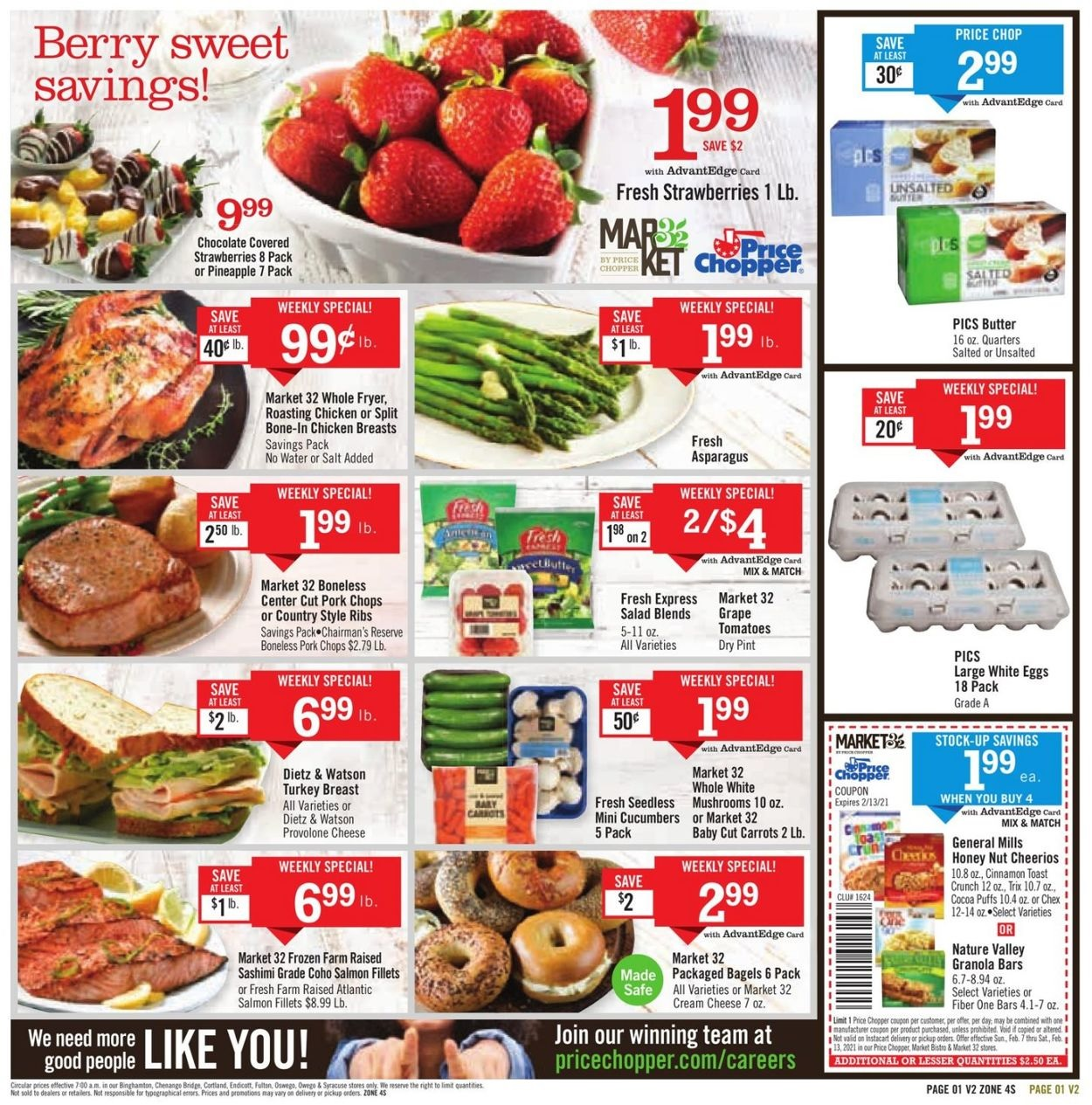Price Chopper Weekly Flyer February 28 March 6 2021