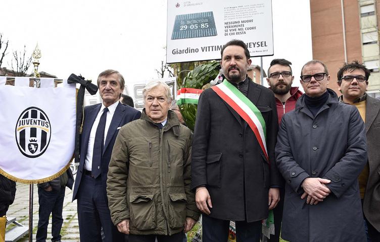 Trg u Torinu dobija naziv u čast stradalim žrtvama Heysela