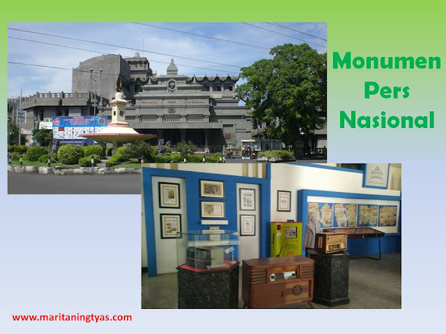 Monumen Pers Nasional Wisata Kota Solo
