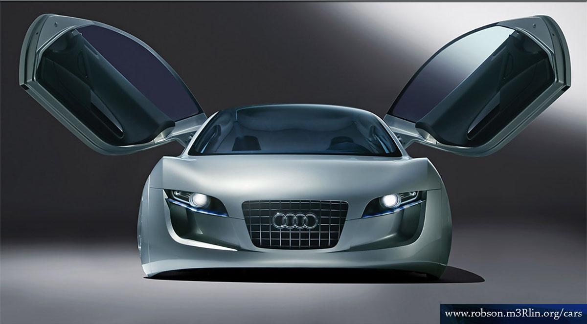 Sports Car: Future Audi Cars