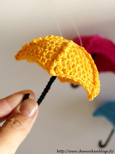 Johannan sateenvarjot, Ihan oikea blogi
