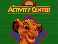 Disney's Activity Centre - The Lion King