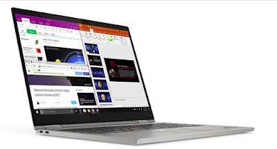 Terbaru ThinkPad: X1 Titanium Yoga