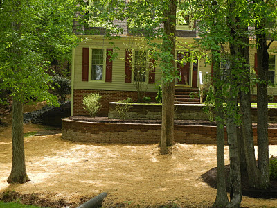 Wayne Dickerson Landscaping Llc Dry Stack And Retaining