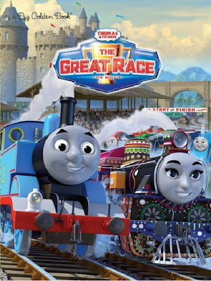 Thomas & Friends: The Great Race Poster
