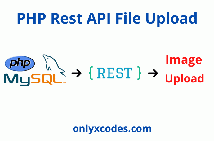 PHP Rest API File Upload | Example Code Demo