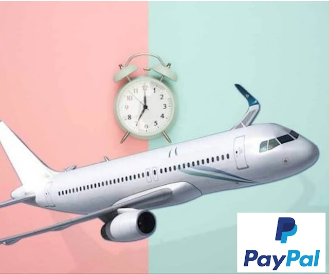 Buying Airline Tickets via Paypal