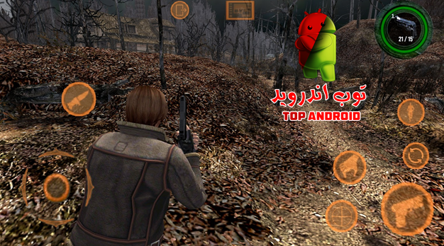 تحميل لعبة ريزدنت إيفل Resident Evil 4 للاندرويد بحجم 150