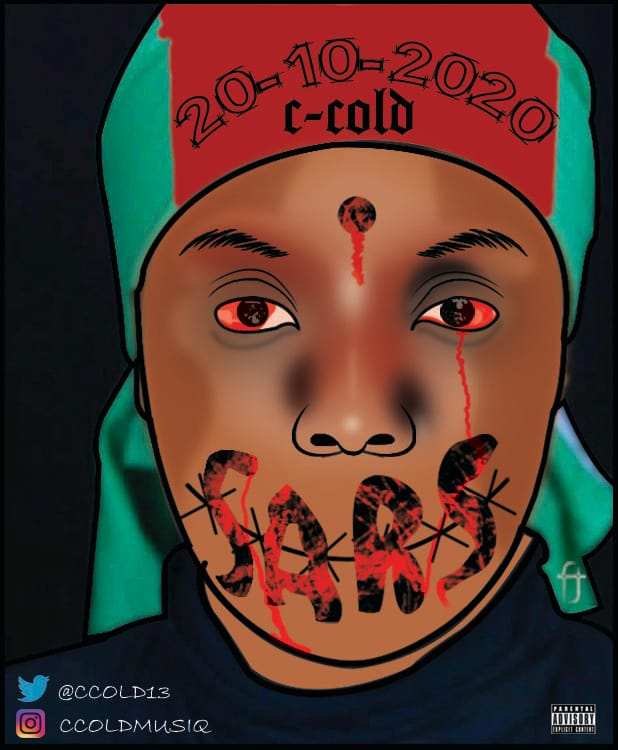 Audio + Video: C-Cold – Sars (20-10-2020)