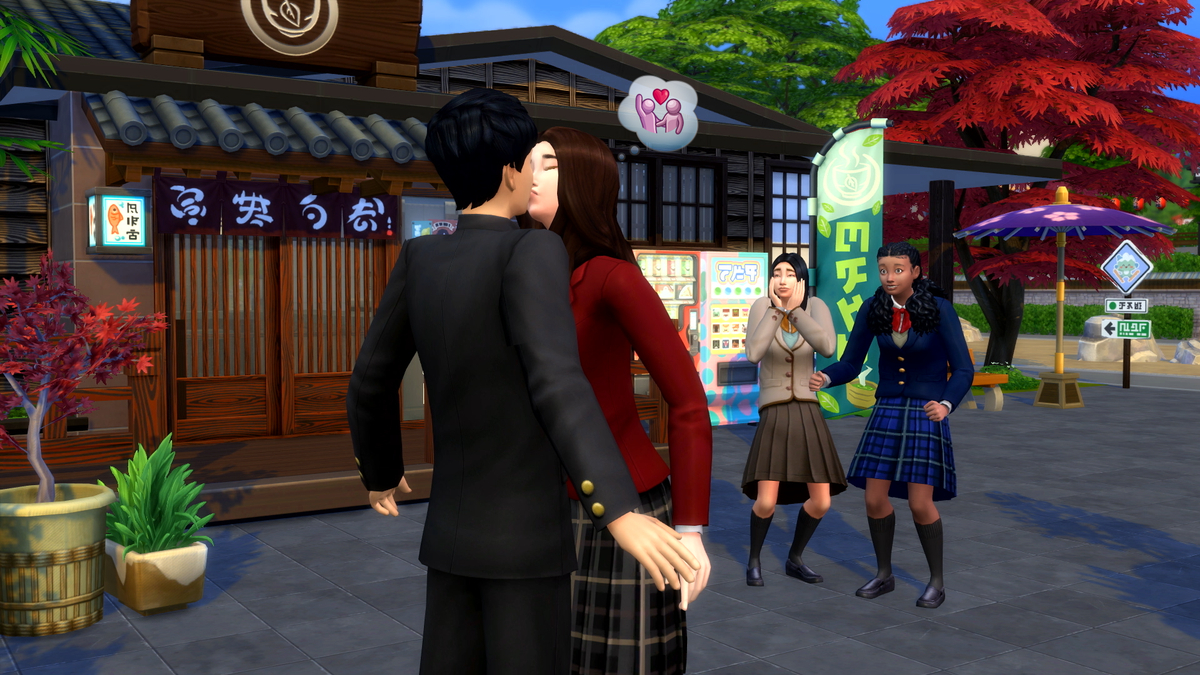 The SIMS 4 Add-On Review: Snowy Expanse screenshot 5