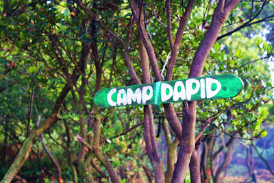 Camp Dapid atau Camp David ya ?.