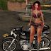♔ Biker Babe