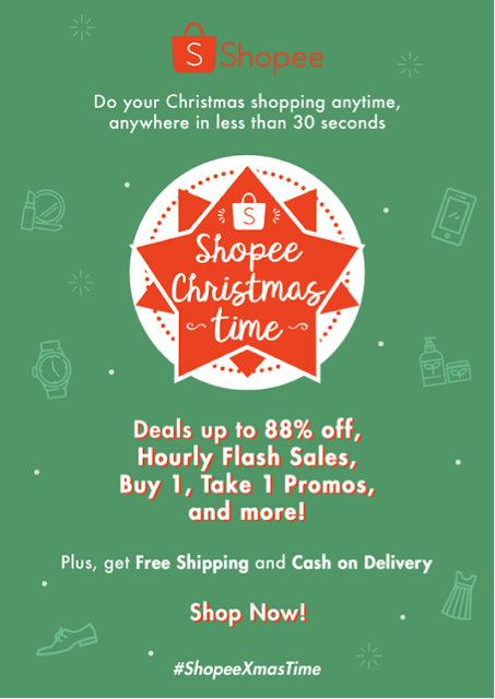 Shopee Christmas Time