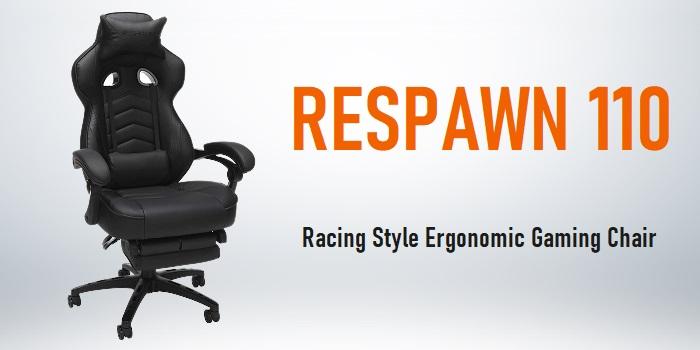 RESPAWN 110 Racing Style Ergonomic Gaming Chair