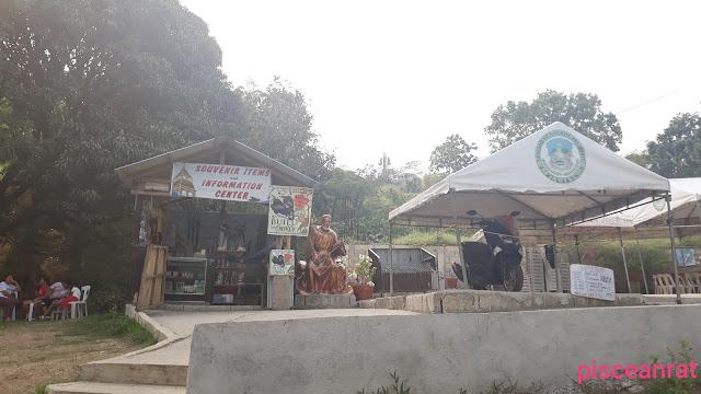 st pio souvenir shop