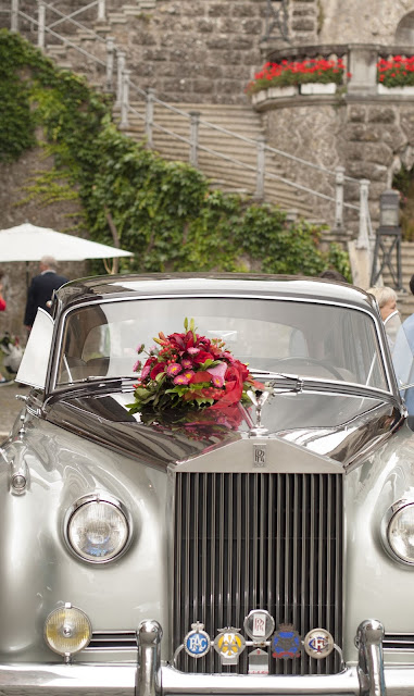 Rolls Royce in Rapperswil, Switzerland