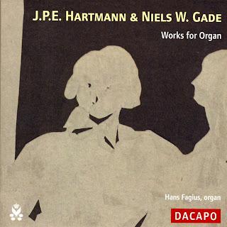 Johan Peter Emilius Hartmann (1805-1900) - Works for organ