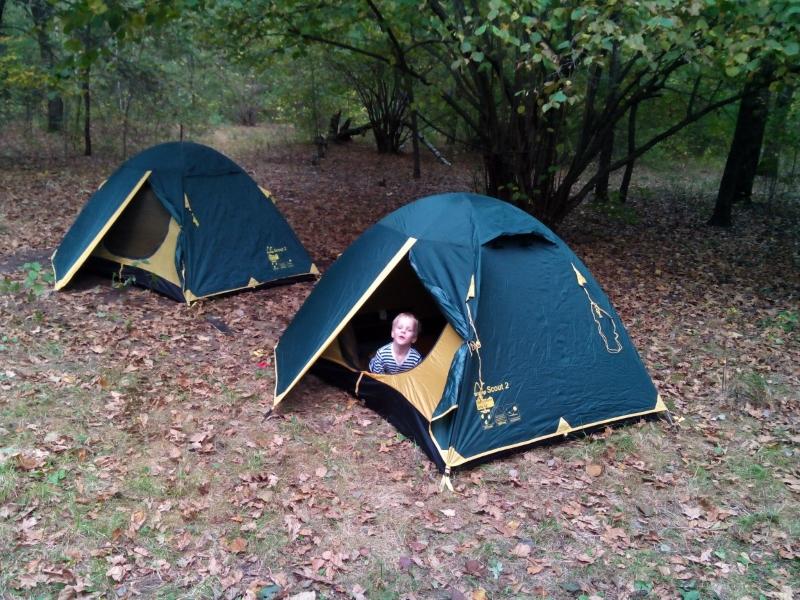 идеальная палатка