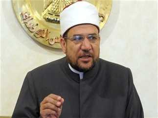 وزارة الأوقاف تستعد لفتح المساجد بوضع كبائن تعقيم وخطة لتطهير المساجد وترشيد المياة
