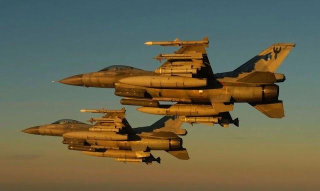 Μετά τα Rafale και Viper έρχεται η αναβάθμιση 38 μαχητικών F-16 block 50 – Οι συσχετισμοί στο Αιγαίο