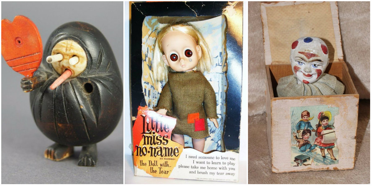 15 Creepiest Vintage Toys That Would Haunt Any Children S