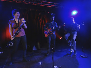 01.06.2017 Oberhausen - Druckluft: The Burning Hell