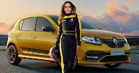 Promoção Speed Drive Sandero Renault RS Anitta promocaospeeddrive.com.br