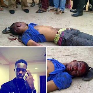 SAD NEWS! As Gunmen Kill Fresh Graduate Of Imo State University