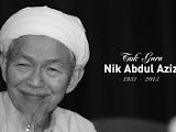 Pulangnya Tok Guru Nik Aziz bin Nik Mat (TGNA)