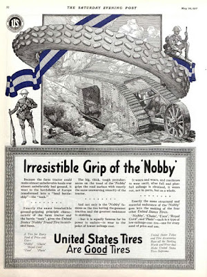 United States Tires - Irresitible Grip of the Nobby