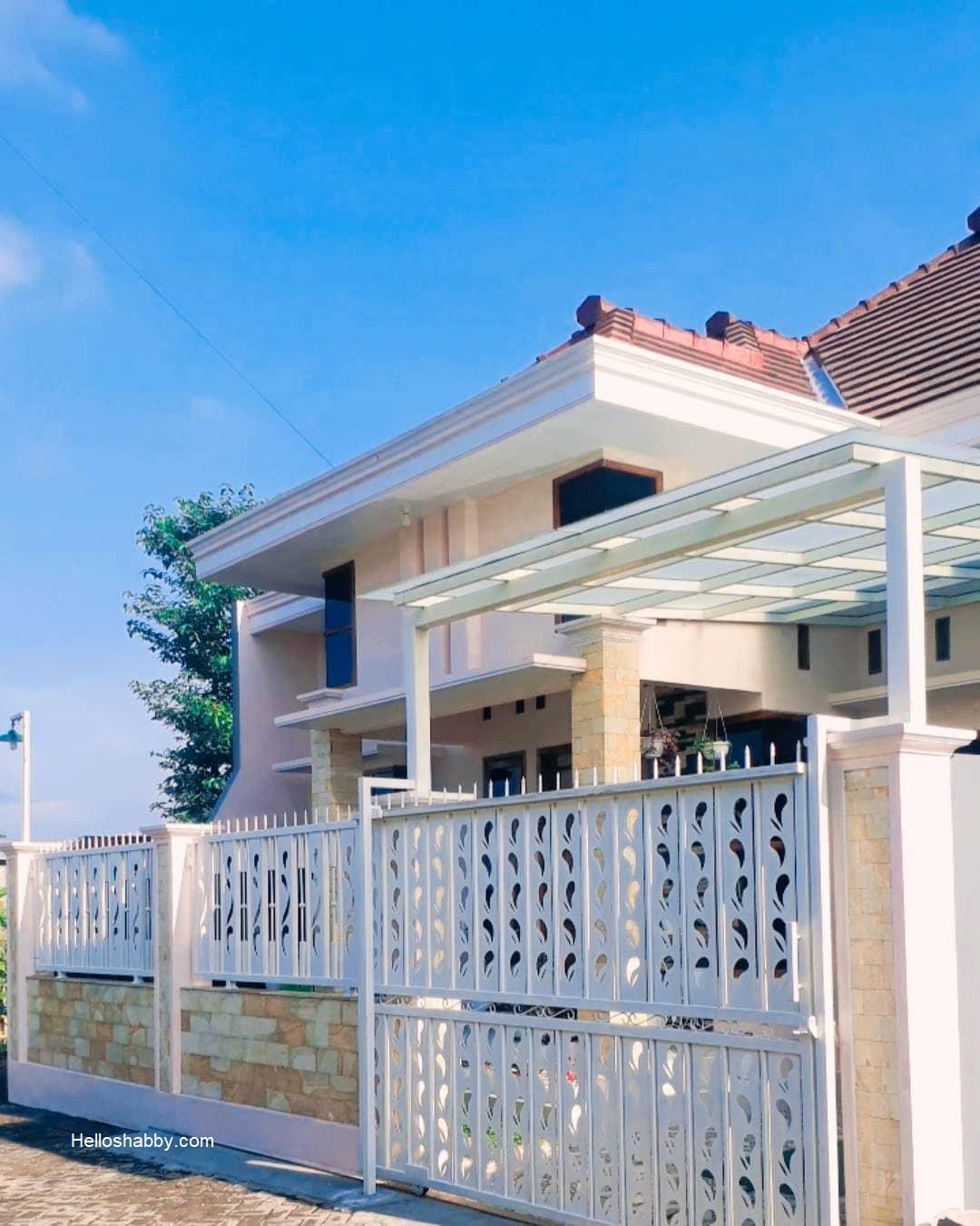 Modern Iron Gate Design Helloshabby Com Interior And Exterior Solutions