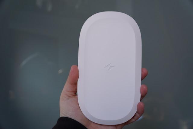 ricarica wireless smartphone