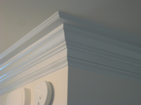 35 Ceiling Corner Crown Molding Ideas