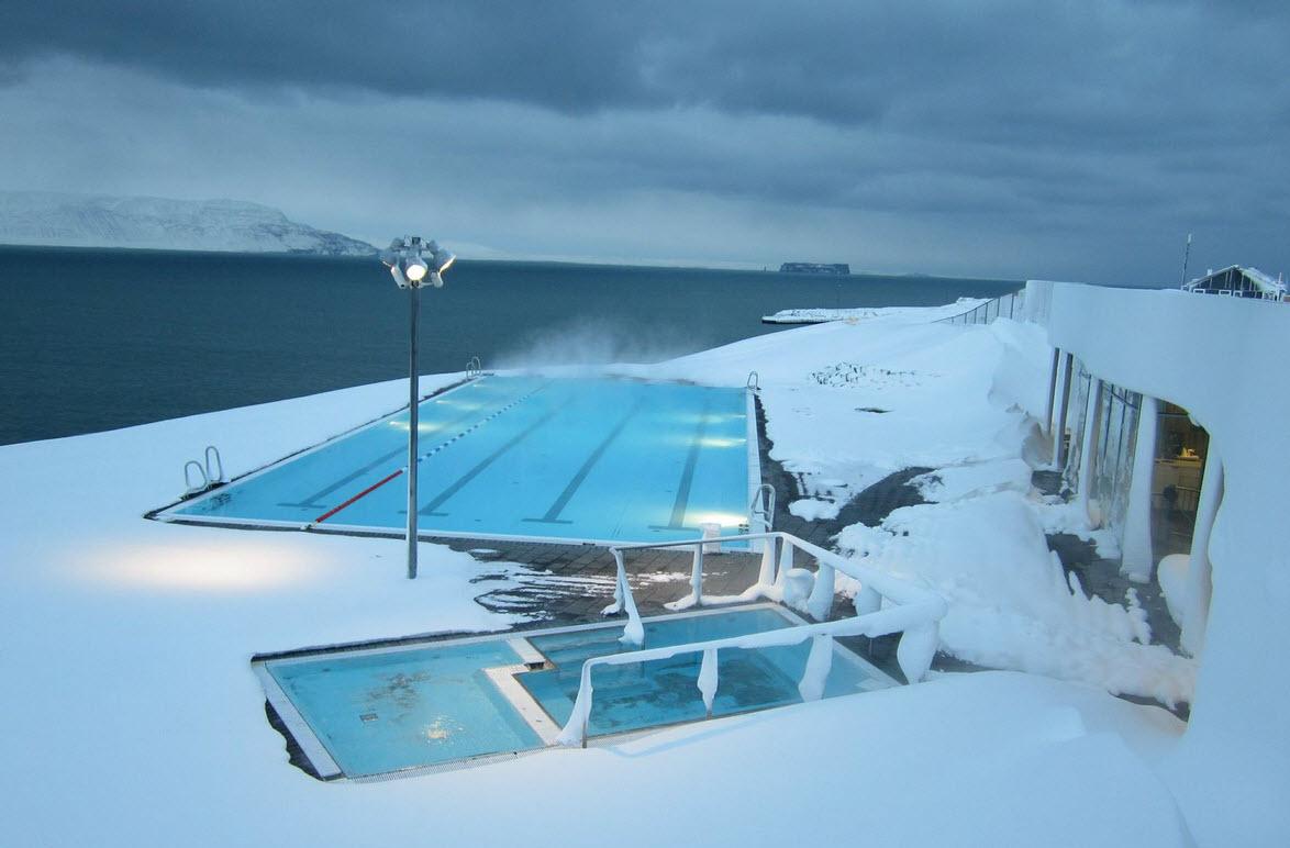 Gu a de supervivencia para d as malos en islandia for Auriculares para piscina