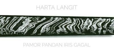 pamor pandan iris