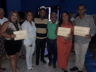 Neide de Teotônio participa de posse dos novos concelheiros tutelares de Guarabira