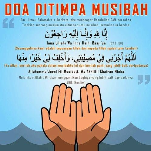 doa musibah