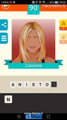 Iconica Italia Pop Logo Quiz soluzione pacchetto 6 livelli 90-100