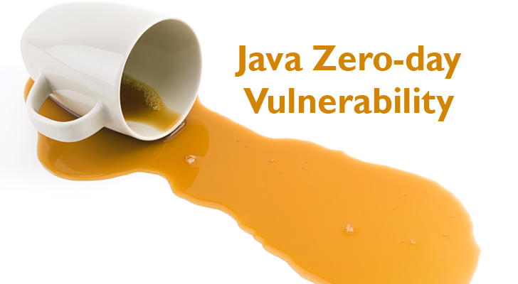 Java Zero-day vulnerability exploited in the Wild