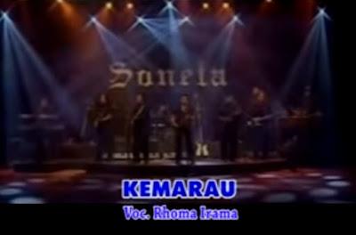 Lirik Dangdut Kemarau - Voc. Rhoma Irama