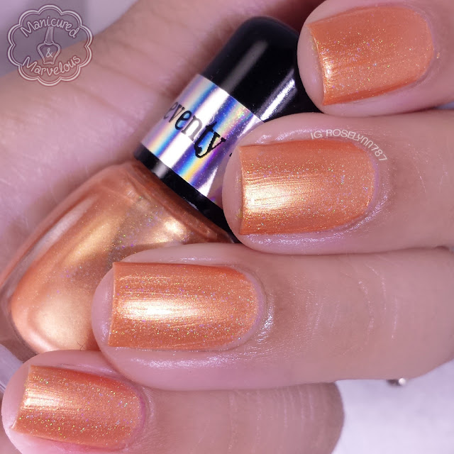 Seventy Seven Lacquer - Clementine