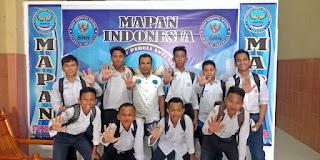 SMP Islam Terpadu Kunjungi Kantor Resort MAPAN Indonesia Kota Tanjung Balai