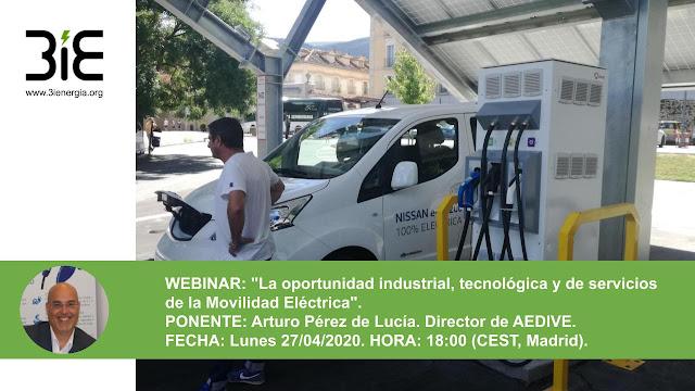 webinar movilidad electrica