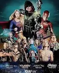 تجميع كل الكروس اوفر في  مسلسلات دي سي DC   روابط  تحميل mediafire   الجزء الاول #1
