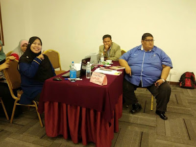 TTT JUC UPKK Pahang