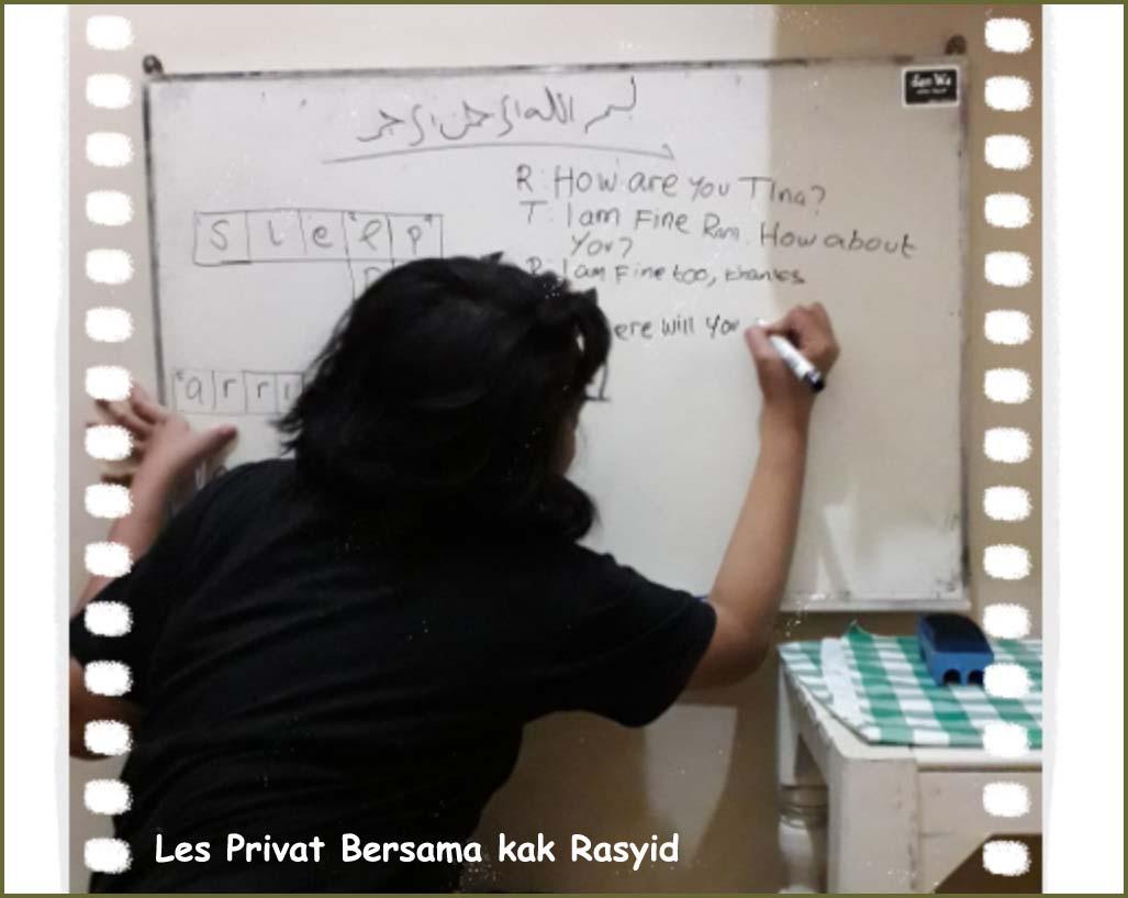 Review Les Privat Bahasa Inggris dari Raisa