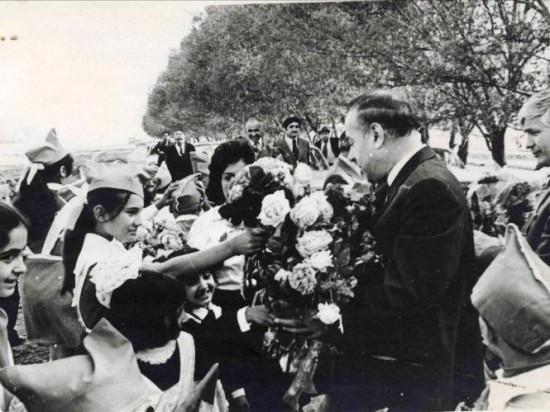 Image result for heydər əliyev zərdabda 1978