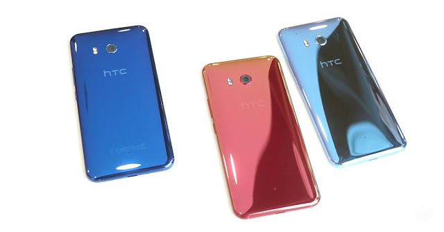 Sketchy references found in HTC U11 reveal possible codenames for HTC-made Pixel 2